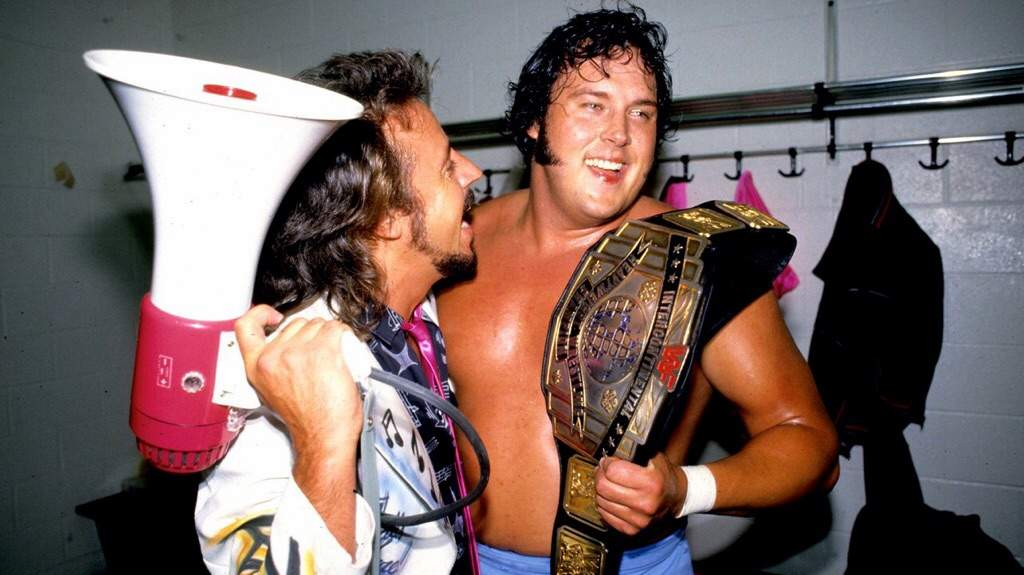 Pollocks News Update Honky Tonk Man Going Into Hof