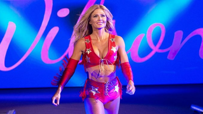 The Wwe Announced Through Espnw That Torrie Wilson Will Be Inducted Into The Wwe Hall Of Fame On Saturday April 6th At The Barclays Center In Brooklyn