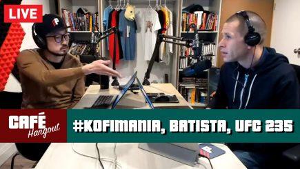 #KofiMania, Batista, UFC 235 | Café Hangout (2/28/19)