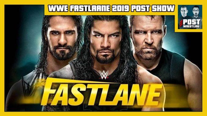Wwe Fastlane 2020 Full Show.Wwe Fastlane 2019 Post Show Post Wrestling Wwe Nxt Njpw