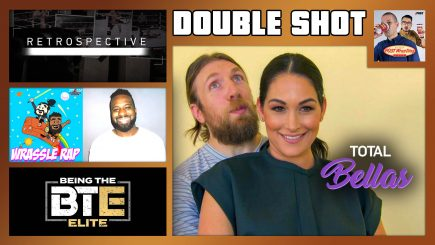 DOUBLE SHOT 3/13/19: Brie Bella retires, Abyss, Former WWE writer speaks, BTE