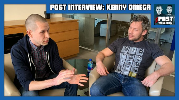 POST Interview: Kenny Omega