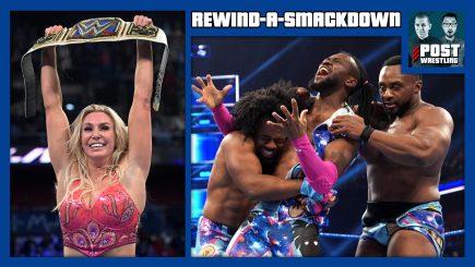 RASD 3/26/19: Charlotte wins SD women's title, Kofi Kingston receives 'Mania match