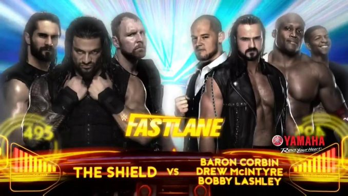 List Of Wwe Papervieuw 2019: New Matches Announced For WWE Fastlane This Sunday