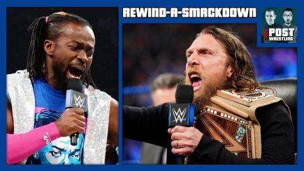 RASD 4/2/19: Bryan-Kofi signing, Orton's failed tests, WM grows