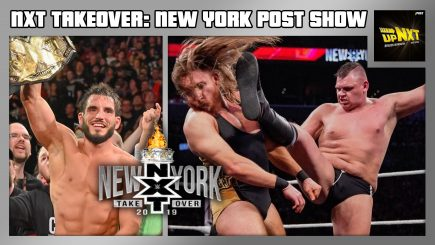 NXT TakeOver: New York POST Show