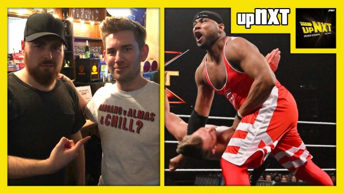 Plus, a review of this week's WWE NXT HangOver.