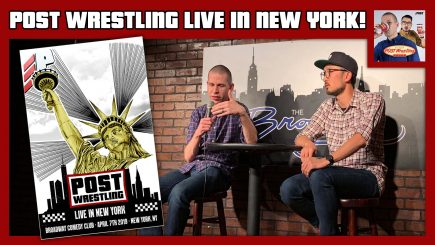 PODCASTS Archives - Page 6 of 35 - POST Wrestling   WWE NXT