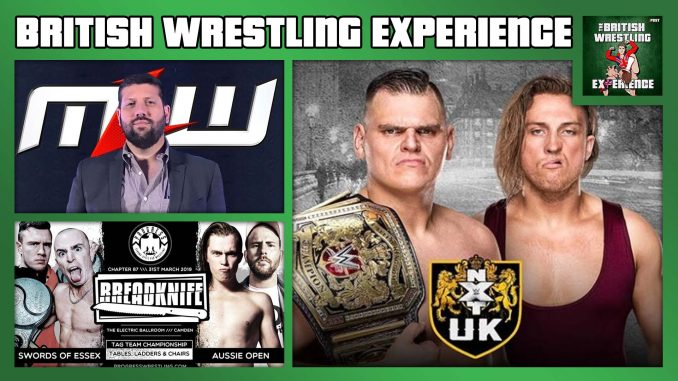 BWE 4/17/19: Court Bauer on MLW in UK, Progress Ch. 87, WrestleMania Weekend