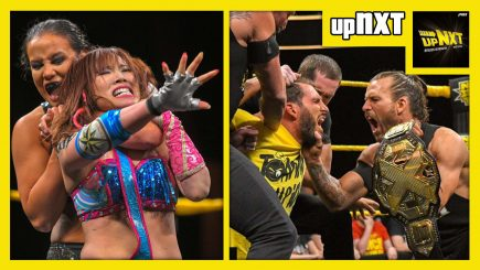 upNXT 4/18/19: The NXT Experience