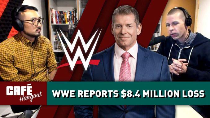 WWE Reports $8.4 Million Net Loss, Brandon Thurston on Q1 2019 Results | Café Hangout (4/25/19)