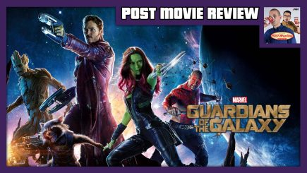 POST MOVIE REVIEW – Guardians of the Galaxy (2014)