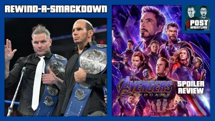 RASD 4/30/19: Who Attacked Jeff Hardy? Avengers: Endgame Spoiler Review