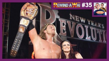 REWIND-A-WAI #35: WWE New Year's Revolution 2006