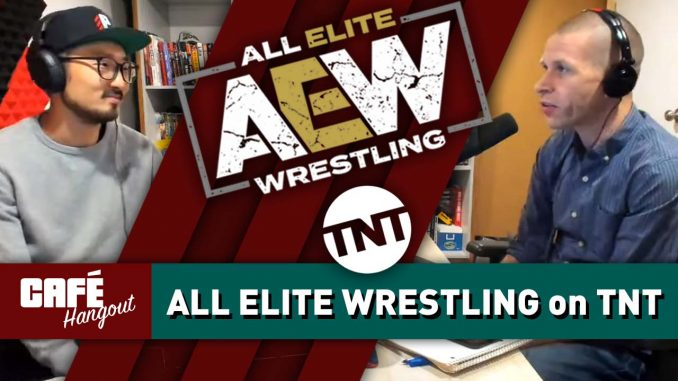 AEW on TNT details with Tony Maglio, MITB Preview | Café Hangout (5/16/19)