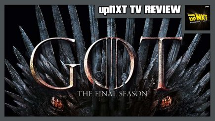 "upNXT TV REVIEW: Game of Thrones Series Finale ""The Iron Throne"""