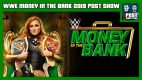 WWE Money in the Bank 2019 POST Show