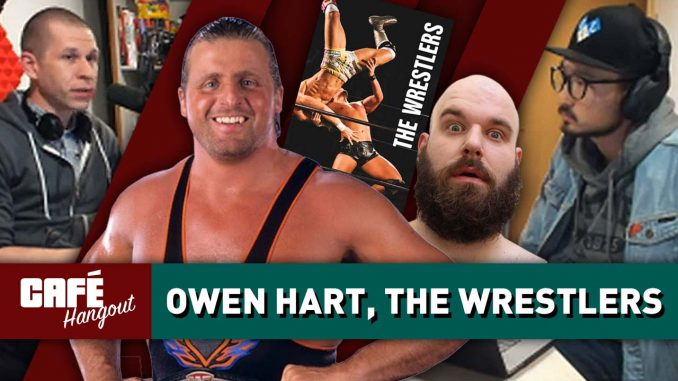 Owen Hart 20 Years Later, Damian Abraham on The Wrestlers | Café Hangout