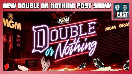 AEW Double or Nothing POST Show