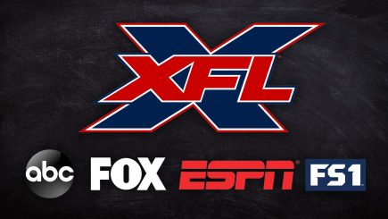 XFL announces TV deals