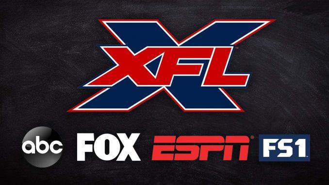 XFL announces TV deals