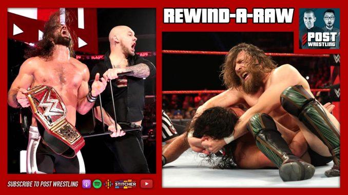 RAR 6/17/19: Baron, Rollins & Chairs, G1 Climax Announcements