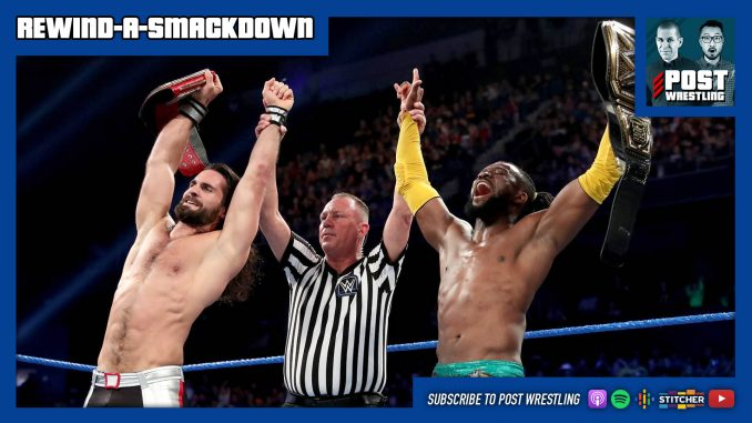 RASD 6/18/19: Kofi Kingston Wins 4/6 Falls, New 24/7 Champ