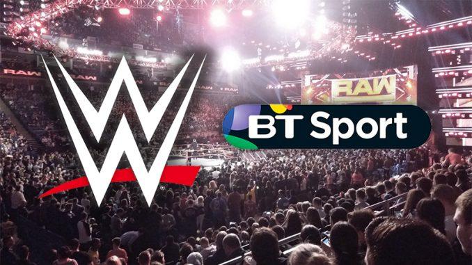 WWE-BT Sport deal