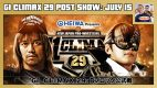 John Pollock & Wai Ting review every tournament match from NJPW's G1 Climax 29. Day 4 (July 15) is headlined by Tetsuya Naito vs. Taichi and Tomohiro Ishii vs. Jay White.