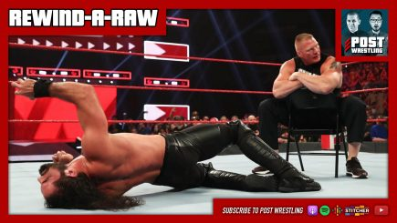 RAR 7/29/19: The Massacre of Seth Rollins, Becky talks TV romance