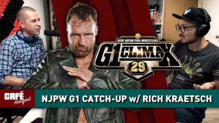 G1 Climax 29 Catch-Up w/ Rich Kraetsch | Café Hangout