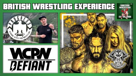 BWE 8/7/19: Defiant closes, Jim Smallman leaves Progress, OTT So It Is, Sendai Girls UK, wXw