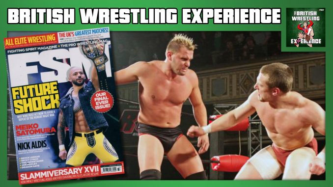 BWE Special: The Greatest Matches Ever Held in the UK