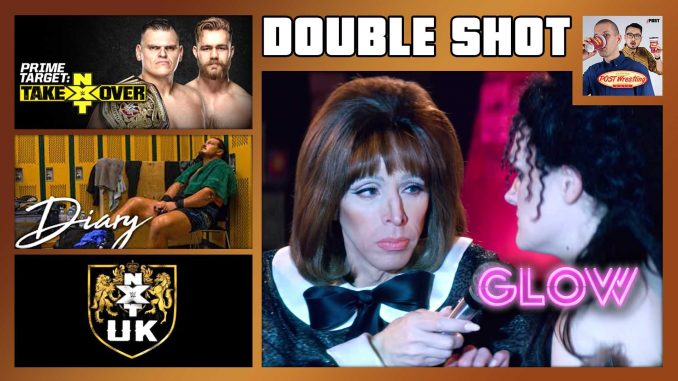 DOUBLE SHOT: GLOW S3 Ep. 3 & 4, NXT UK Prime Target, Diary: Rhino