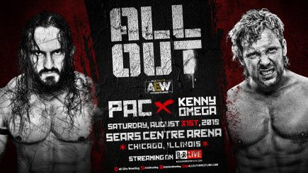 Jon Moxley out of AEW All Out due to MRSA; PAC vs. Omega announced