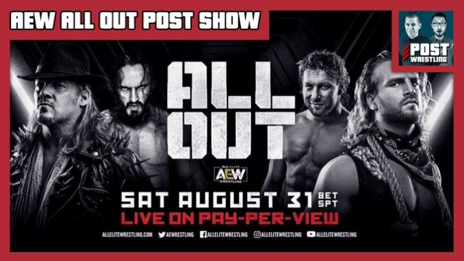 AEW All Out POST Show