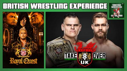 BWE Special: NJPW Royal Quest, NXT UK TakeOver: Cardiff, RevPro Summer Sizzler