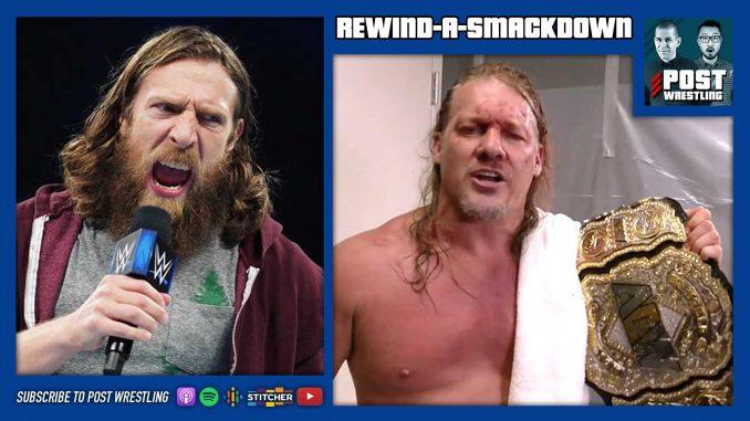 RASD 9/3/19: The Ramdeen Laugh, Jericho loses AEW belt, KENTA