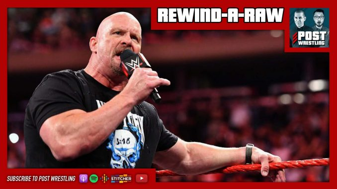 RAR 9/9/19: Steve Austin at MSG, Anthem-AXS TV purchase