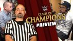 Jimmy Korderas talks RevPro ref injury, Clash of Champions Preview | Café Hangout