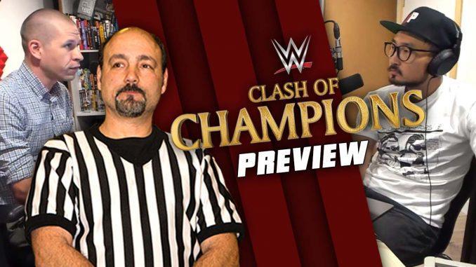 Jimmy Korderas talks RevPro ref injury, Clash of Champions Preview | Café Hangout