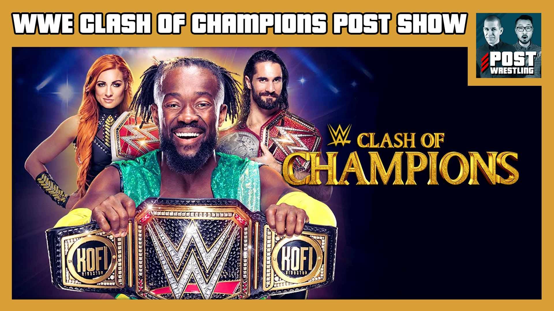 clash of champions - photo #12