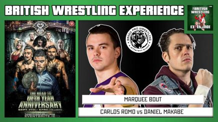 BWE 9/18/19: OTT Road to 5th Anniversary, Daniel Makabe Interview