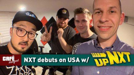 Café Hangout: NXT debuts on USA w/ upNXT