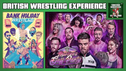 BWE 10/2/19: Riptide Bank Holiday, OTT Martina's Gaff Party, Fight Club Pro, AEW/ITV