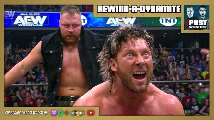 REWIND-A-DYNAMITE 10/2/19: AEW debuts on TNT