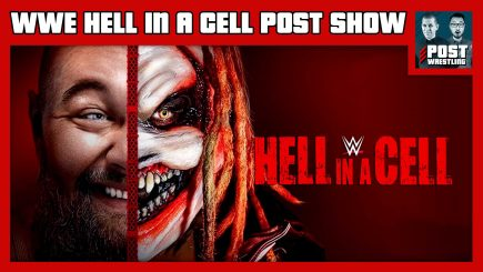 WWE Hell In A Cell 2019 POST Show