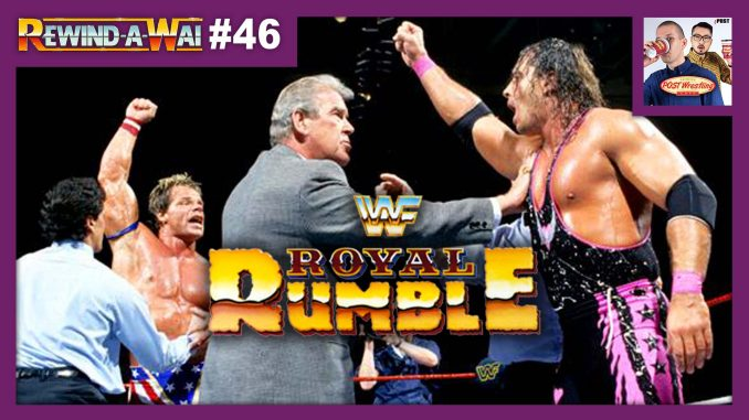 REWIND-A-WAI #46: WWF Royal Rumble 1994