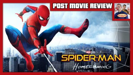 POST MOVIE REVIEW – Spider-Man: Homecoming (2017)