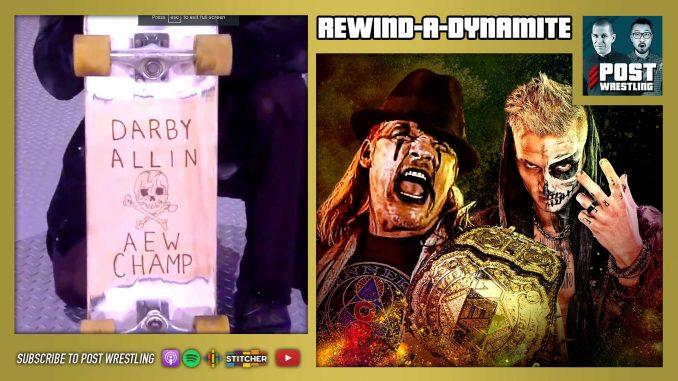 REWIND-A-DYNAMITE 10/16/19: Jericho vs. Allin, Bischoff-WWE, NWA Power